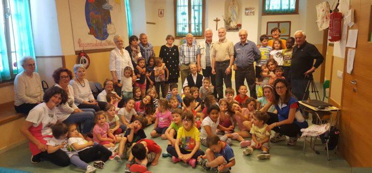 I nostri nonni cantano Bertacchi     a.s. 2017/18