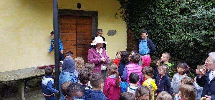 Sulle orme del Bertacchi    a.s. 2017/18