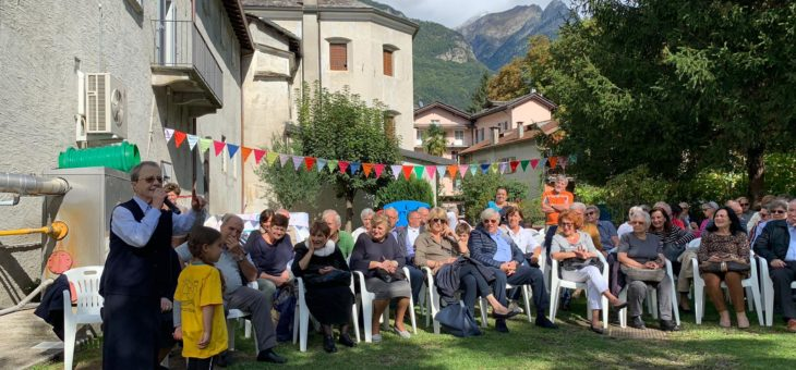 Festa dei nonni a.s. 2019/20