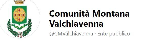 COMUNITA' MONTANA VALCHIAVENNA SOSTIENE LA NOSTRA SCUOLA
