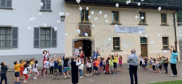 I nostri festeggiamenti per la beatificazione